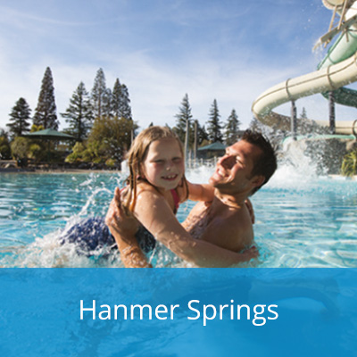 EXPLORE AROUND HANMER SPRINGS