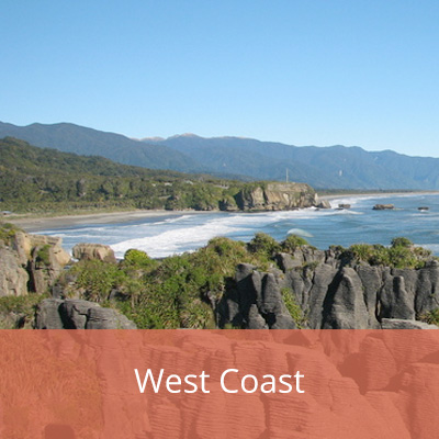 EXPLORE WEST COAST